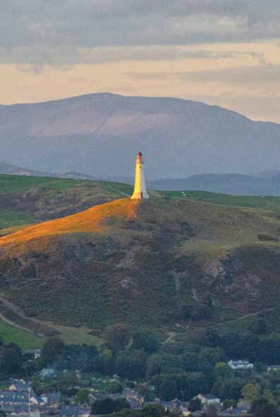 Walk up Hoad Hill to the Sir John Barrow Monument
