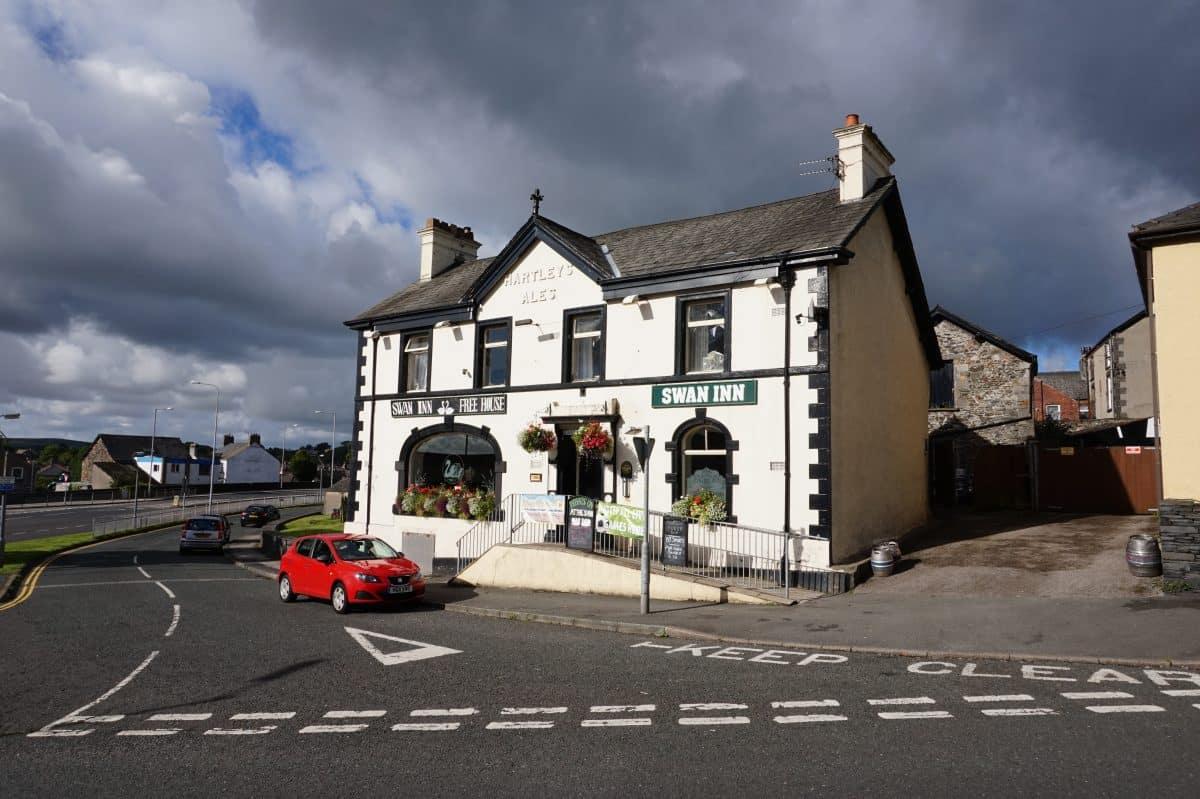 Swan Inn Ulverston