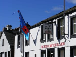 The Royal British Legion Ulverston