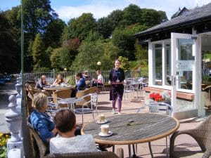 Orangery Cafe at St Mary's Hospice Ulverston