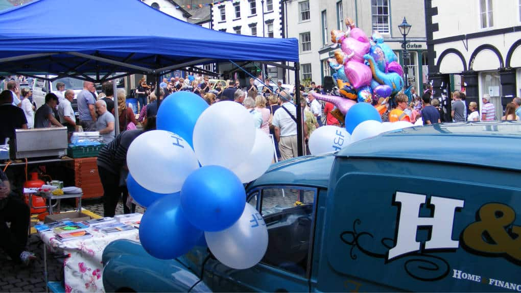 Ulverston Carnival