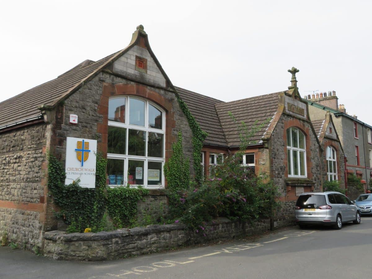 Church Walk Primary School Ulverston
