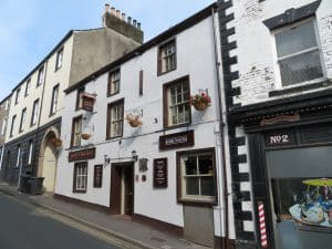 Hope & Anchor, Daltongate, Ulverston.