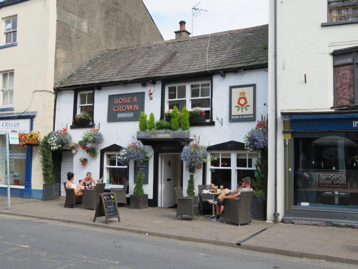 Rose & Crown Ulverston
