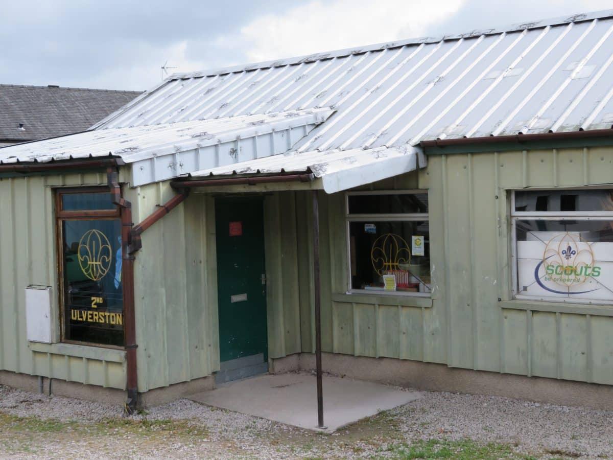2nd Ulverston Scout Hut at Dragley Beck