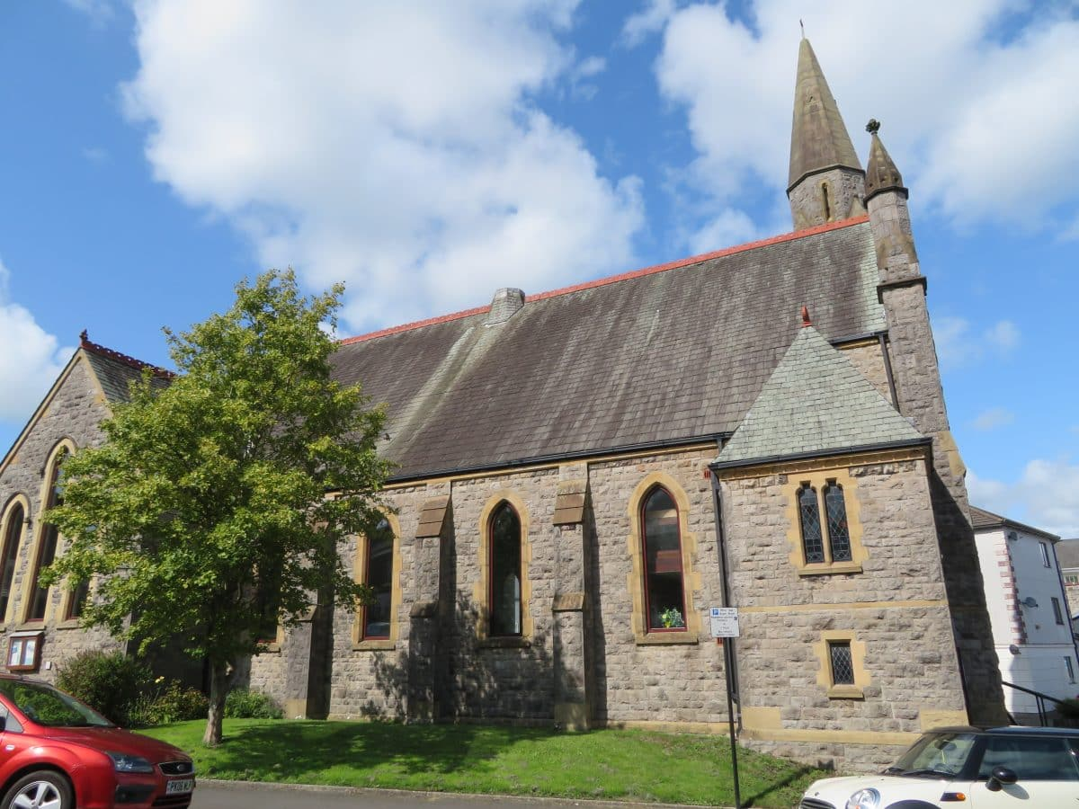 Ulverston Methodist Church
