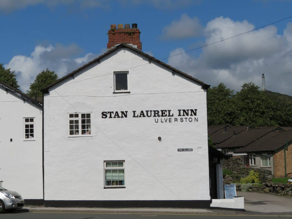 Stan Laurel Inn Ulverston