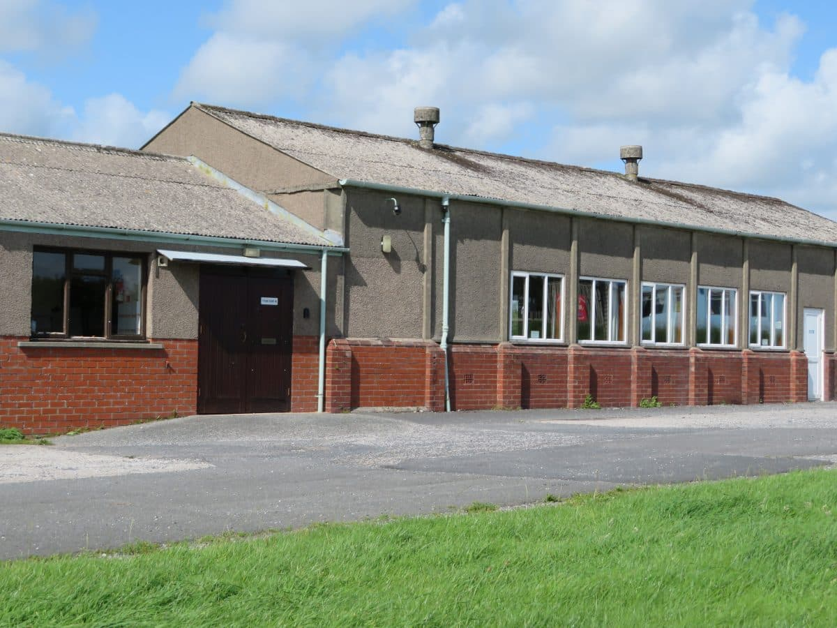 Pennington Memorial Hall