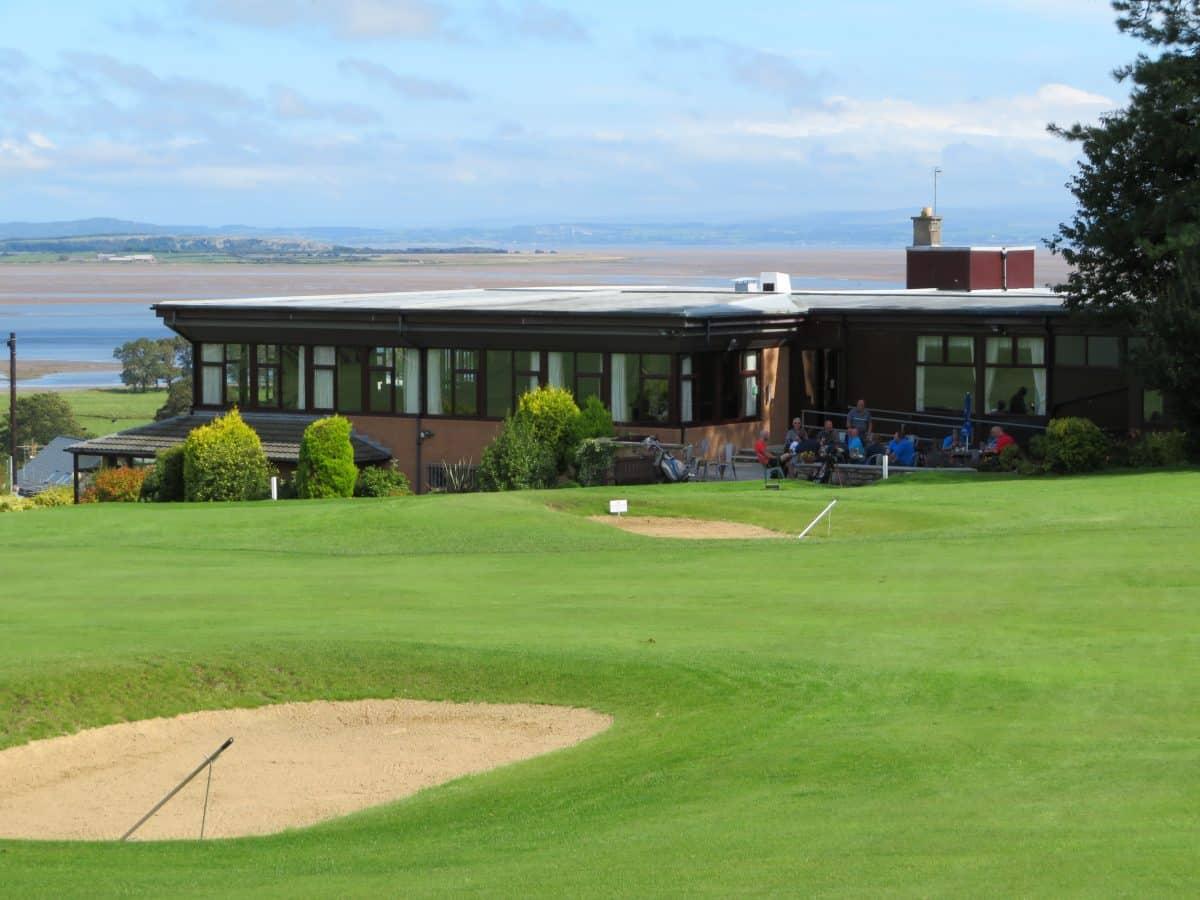 Ulverston Golf Club, Bardsea.