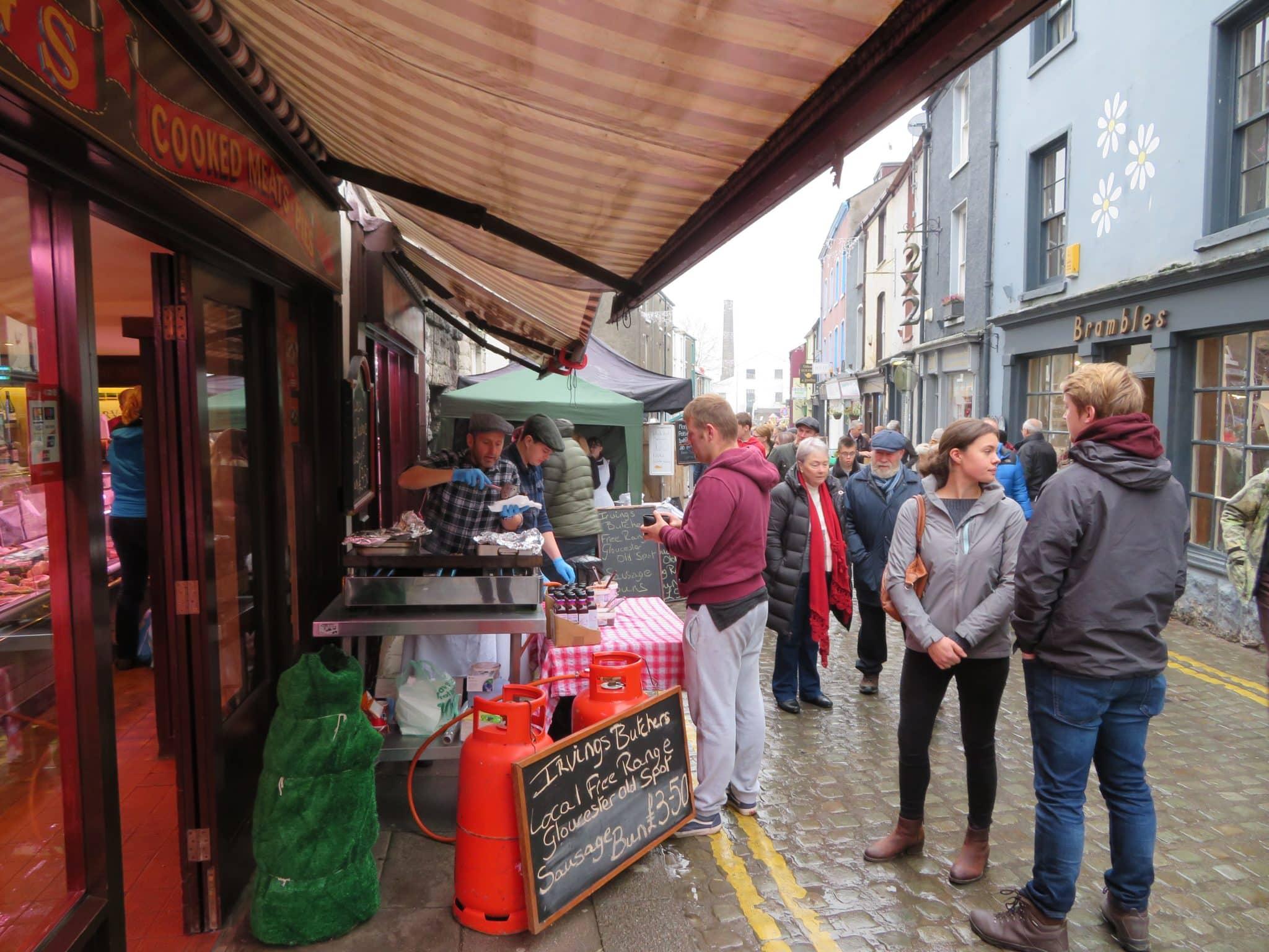 Street Market 1