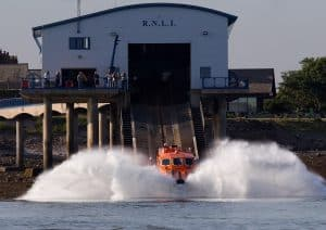 Roa Island Lifeboat Station