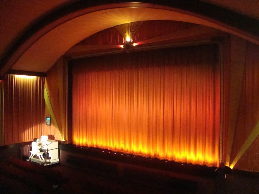 Interior of Royalty Cinema Bowness