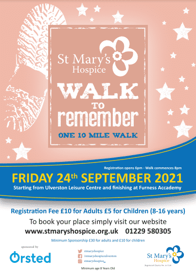 Walk to Remember 2021