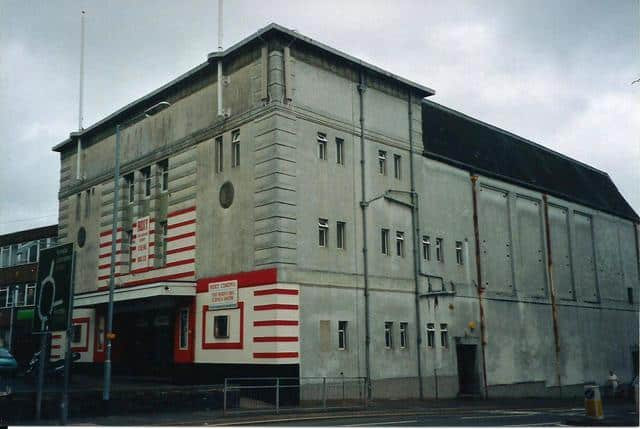 Roxy Cinema Ulverston