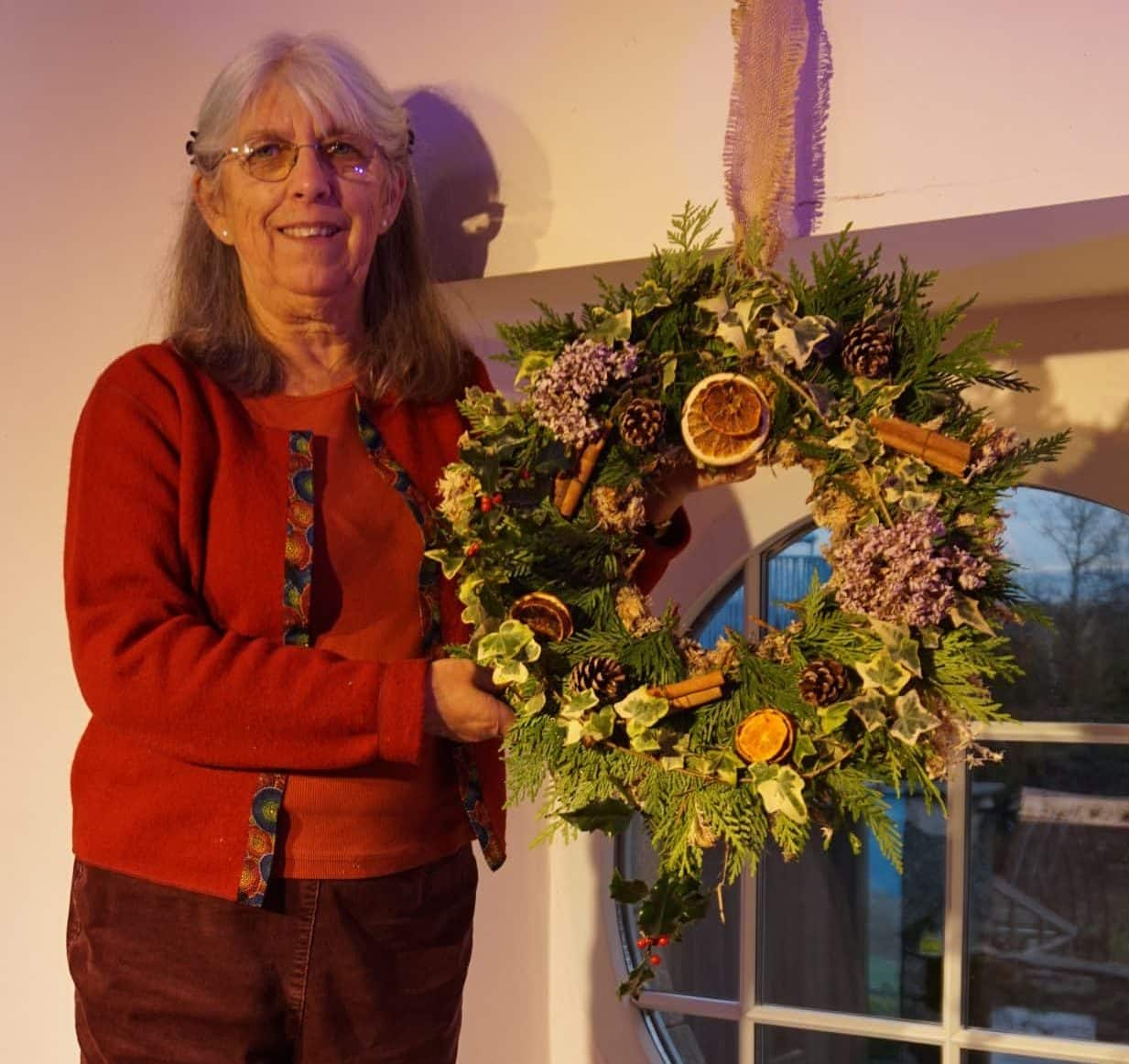 Christmas Wreaths on Sale 1